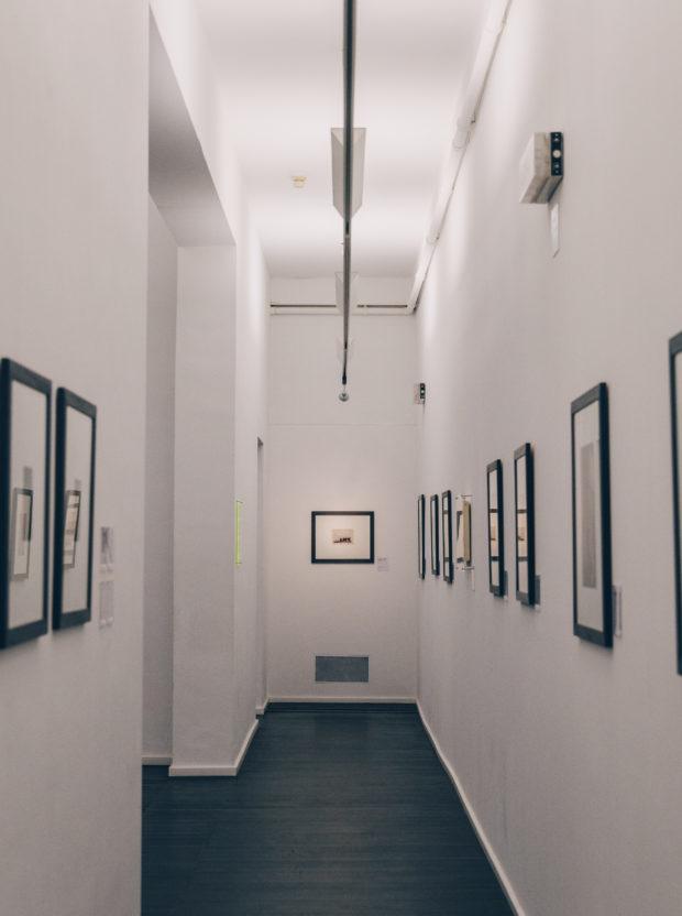 Visite guidée d'un musée