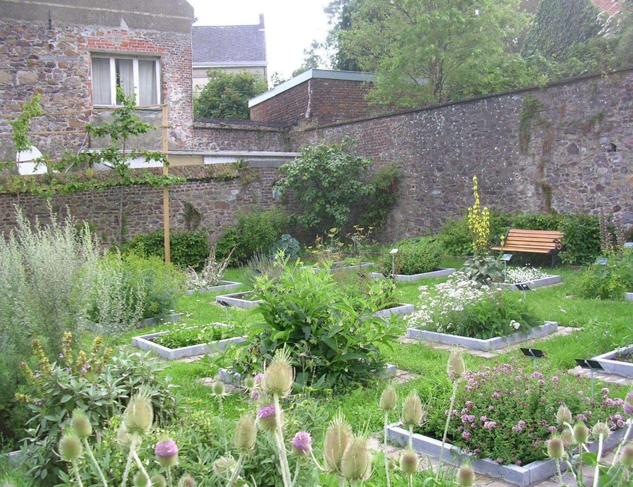 Jardin de Folcuin 1